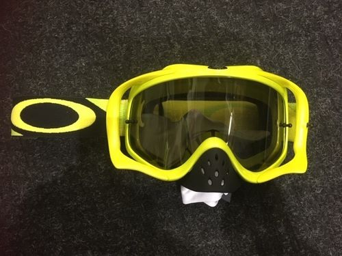 *OAKLEY GOGGLES CROWBAR MX HERITAGE RACER